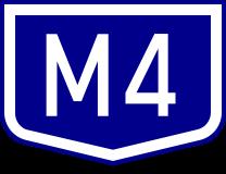 M4 autópálya