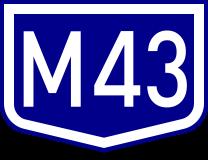 M43 autópálya