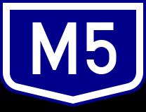 M5 autóút